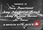 Image of American football match United States USA, 1945, second 18 stock footage video 65675071316