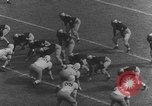 Image of American football match United States USA, 1945, second 37 stock footage video 65675071316