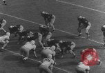 Image of American football match United States USA, 1945, second 38 stock footage video 65675071316