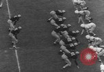 Image of American football match United States USA, 1945, second 59 stock footage video 65675071316