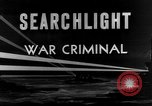 Image of war crime trials Paris France, 1945, second 3 stock footage video 65675071318