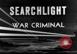 Image of war crime trials Paris France, 1945, second 5 stock footage video 65675071318