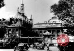 Image of war crime trials Paris France, 1945, second 21 stock footage video 65675071318