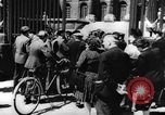 Image of war crime trials Paris France, 1945, second 34 stock footage video 65675071318