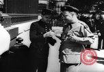 Image of war crime trials Paris France, 1945, second 37 stock footage video 65675071318