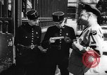 Image of war crime trials Paris France, 1945, second 38 stock footage video 65675071318