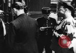 Image of war crime trials Paris France, 1945, second 40 stock footage video 65675071318