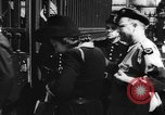Image of war crime trials Paris France, 1945, second 42 stock footage video 65675071318