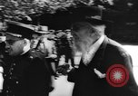Image of war crime trials Paris France, 1945, second 43 stock footage video 65675071318