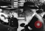 Image of war crime trials Paris France, 1945, second 44 stock footage video 65675071318