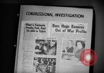 Image of World War 2 aircraft parts production Cleveland Ohio USA, 1943, second 37 stock footage video 65675071323