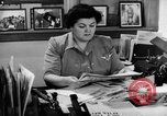 Image of World War 2 aircraft parts production Cleveland Ohio USA, 1943, second 57 stock footage video 65675071323