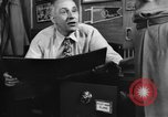 Image of personnel policies Cleveland Ohio USA, 1943, second 8 stock footage video 65675071329