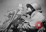 Image of practice firing Iwo Jima, 1945, second 31 stock footage video 65675071339