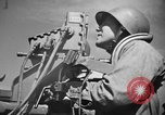 Image of practice firing Iwo Jima, 1945, second 32 stock footage video 65675071339