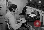 Image of aircraft carrier and Grumman F9 jets United States USA, 1953, second 25 stock footage video 65675071362