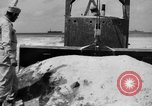 Image of United States Army Engineers in Operation Sandstone Enewetak Atoll Marshall Islands, 1948, second 15 stock footage video 65675071371