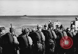 Image of Operation Sandstone nuclear tests and preparations Enewetak Atoll Marshall Islands, 1948, second 10 stock footage video 65675071373