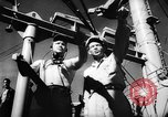 Image of Operation Sandstone nuclear tests and preparations Enewetak Atoll Marshall Islands, 1948, second 14 stock footage video 65675071373