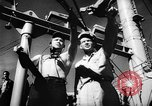 Image of Operation Sandstone nuclear tests and preparations Enewetak Atoll Marshall Islands, 1948, second 15 stock footage video 65675071373