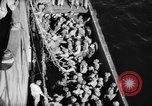 Image of Operation Sandstone nuclear tests and preparations Enewetak Atoll Marshall Islands, 1948, second 21 stock footage video 65675071373