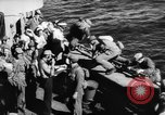 Image of Operation Sandstone nuclear tests and preparations Enewetak Atoll Marshall Islands, 1948, second 22 stock footage video 65675071373