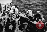 Image of Operation Sandstone nuclear tests and preparations Enewetak Atoll Marshall Islands, 1948, second 23 stock footage video 65675071373