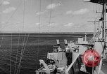 Image of Operation Sandstone nuclear tests and preparations Enewetak Atoll Marshall Islands, 1948, second 25 stock footage video 65675071373