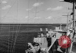 Image of Operation Sandstone nuclear tests and preparations Enewetak Atoll Marshall Islands, 1948, second 27 stock footage video 65675071373