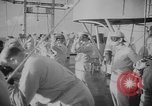 Image of Operation Sandstone nuclear tests and preparations Enewetak Atoll Marshall Islands, 1948, second 48 stock footage video 65675071373