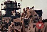 Image of Seabees Pacific Theater, 1945, second 49 stock footage video 65675071378