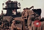 Image of Seabees Pacific Theater, 1945, second 52 stock footage video 65675071378