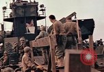 Image of Seabees Pacific Theater, 1945, second 60 stock footage video 65675071378