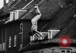 Image of swimming competition Germany, 1943, second 3 stock footage video 65675071389