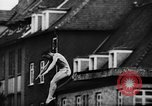 Image of swimming competition Germany, 1943, second 4 stock footage video 65675071389
