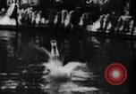 Image of swimming competition Germany, 1943, second 7 stock footage video 65675071389