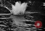 Image of swimming competition Germany, 1943, second 8 stock footage video 65675071389
