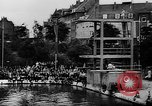 Image of swimming competition Germany, 1943, second 9 stock footage video 65675071389