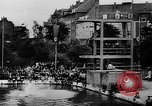 Image of swimming competition Germany, 1943, second 12 stock footage video 65675071389