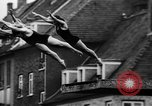 Image of swimming competition Germany, 1943, second 15 stock footage video 65675071389