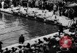 Image of swimming competition Germany, 1943, second 22 stock footage video 65675071389