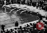 Image of swimming competition Germany, 1943, second 23 stock footage video 65675071389