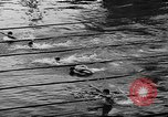 Image of swimming competition Germany, 1943, second 28 stock footage video 65675071389