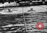 Image of swimming competition Germany, 1943, second 31 stock footage video 65675071389
