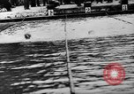 Image of swimming competition Germany, 1943, second 32 stock footage video 65675071389