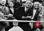 Image of swimming competition Germany, 1943, second 35 stock footage video 65675071389