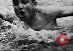 Image of swimming competition Germany, 1943, second 39 stock footage video 65675071389