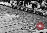 Image of swimming competition Germany, 1943, second 43 stock footage video 65675071389