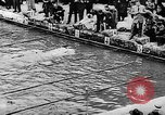 Image of swimming competition Germany, 1943, second 44 stock footage video 65675071389
