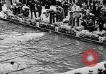 Image of swimming competition Germany, 1943, second 45 stock footage video 65675071389